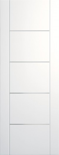 XL Joinery Portici Pre-Finished Internal White Door