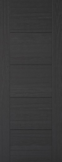 LPD Vancouver Pre-Finished Charcoal Black Internal Fire Doors