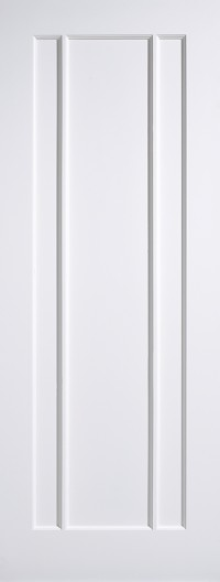 LPD Lincoln Solid White Primed Internal Door