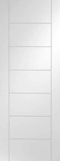 XL Joinery Palermo Internal White Primed Door