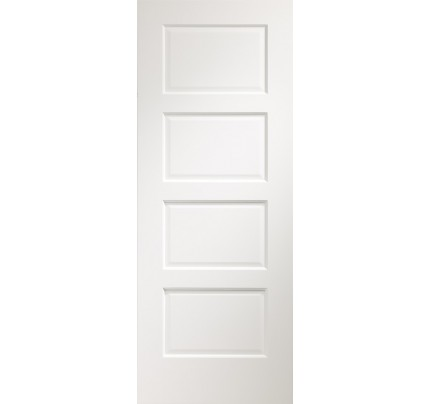 XL Joinery Severo Pre-Finished Internal White Fire Door - 1981 x 762 x 44mm