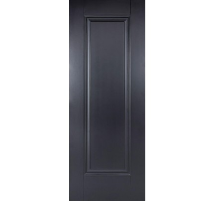 LPD Eindhoven Black Primed Internal Fire Door