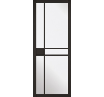 LPD Greenwich Primed Black Internal Doors