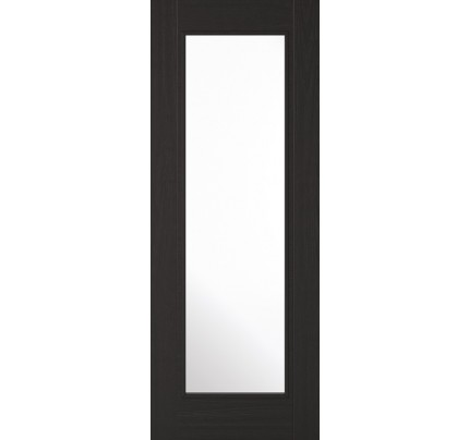 LPD Vancouver 1L Pre-Finished Charcoal Black Internal Doors