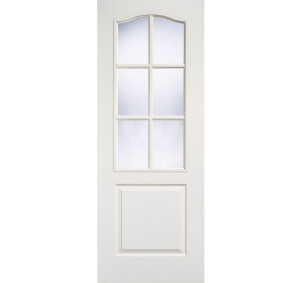 LPD Classical Internal White Moulded Internal Doors