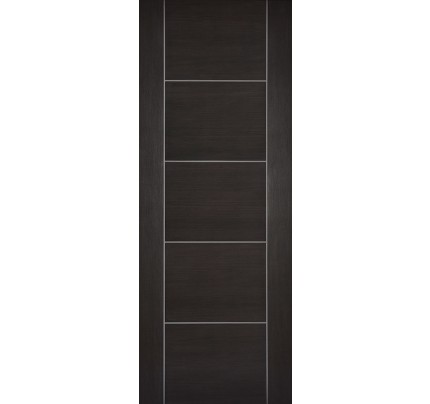 LPD Vancouver Dark Grey Laminate Pre-finished Internal Fire Door