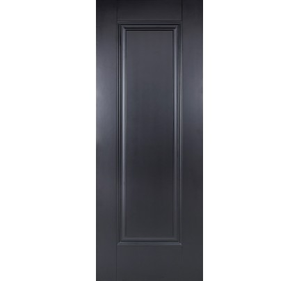 LPD Eindhoven Black Primed Internal Door
