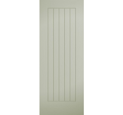LPD Norfolk French Sage Embossed External Doors