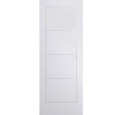 LPD Ladder Internal White Moulded Doors