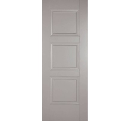LPD Amsterdam Grey Primed Internal Door
