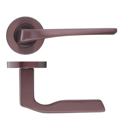 LPD Carina Hardware Pack Rose Bronze Handle-230 x 160 mm