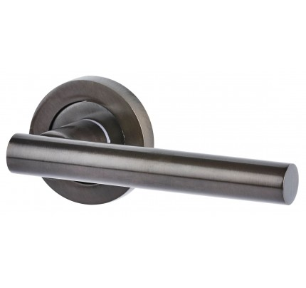 LPD Ironmongery Hyperion Dark Bronze Handle Hardware Pack