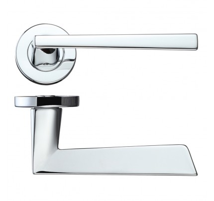 LPD Lyra Hardware Pack Polished Chrome Handle-230 x 160 mm