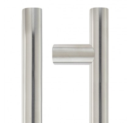 LPD Pictor300mm  Hardware Pack Satin Chrome Handle-230 x 160 mm