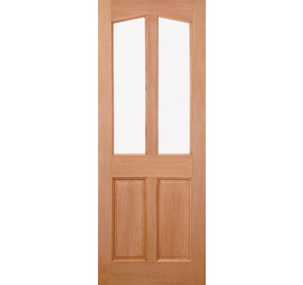LPD Richmond M&T Hardwood Un-Finished External Door