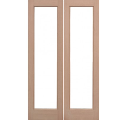LPD Pattern 20 Pair Un-Finished External Door