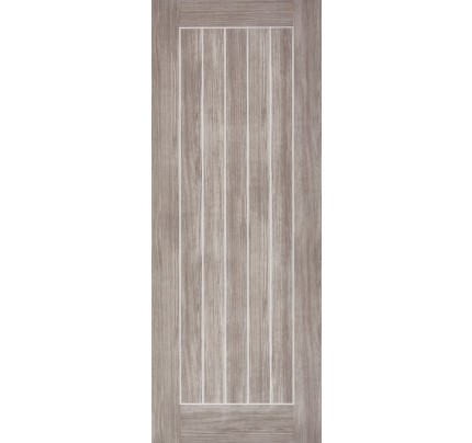 LPD Mexicano Light Grey Laminated Internal Doors