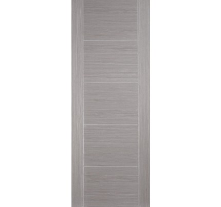 LPD Vancouver 5P Light Grey Pre-Finished Internal Door