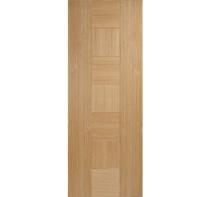 LPD Catalonia Oak Pre-Finished Internal Fire Door