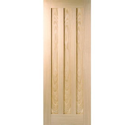 LPD Idaho Pre-finished Oak Internal Fire Door