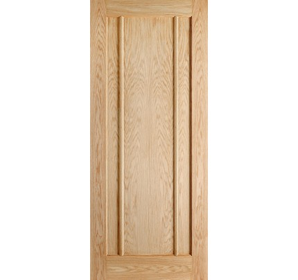 LPD Lincoln Oak Un-Finished Internal Door