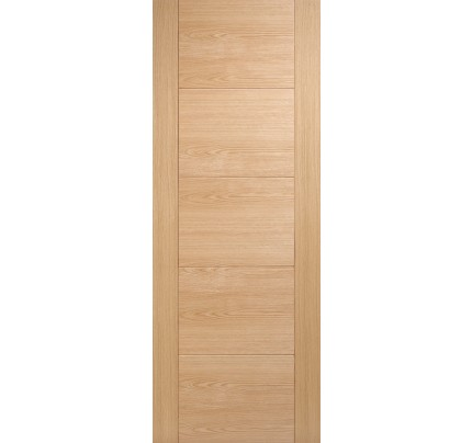 LPD Vancouver Oak 5P Pre-Finished Internal Fire Door