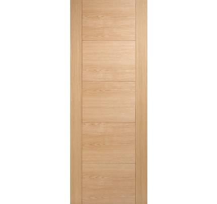 LPD Vancouver Internal Oak Internal Fire Doors