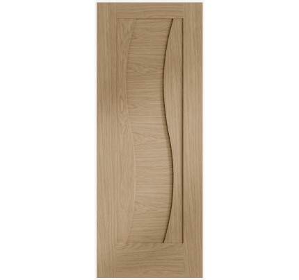 XL Joinery Florence Pre-finished Oak Fire Door