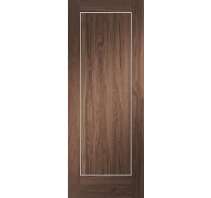 XL Joinery Varese Pre-Finished Internal Walnut Fire Door