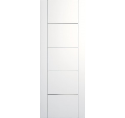 XL Joinery Portici Pre-Finished Internal White Fire Door