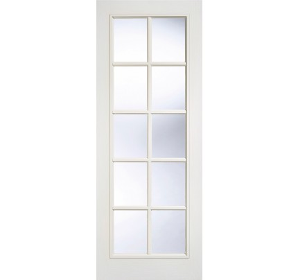 LPD SA Internal White Moulded Internal Doors