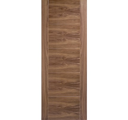 LPD Vancouver Walnut Laminate Pre-finished Internal Fire Door