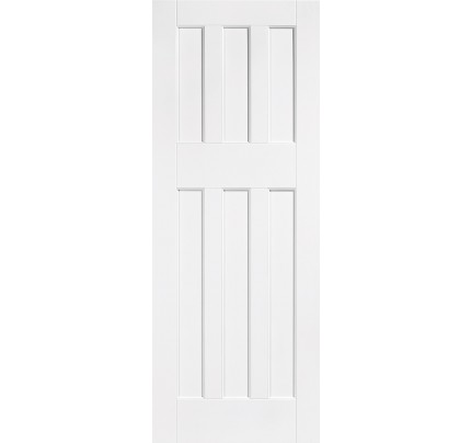 LPD DX 60s Internal White Primed Internal Doors