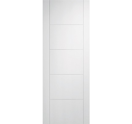 LPD Vancouver 5 Panel White Internal Fire Doors