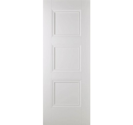LPD Amsterdam White Primed Internal Door