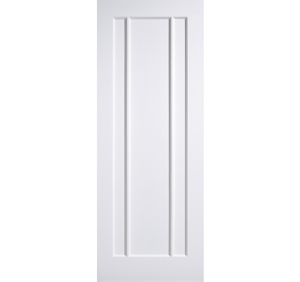 LPD Lincoln Solid White Primed Internal Door Fire Door