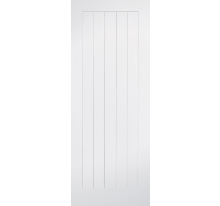 LPD Mexicano White Primed Solid Internal Fire Door