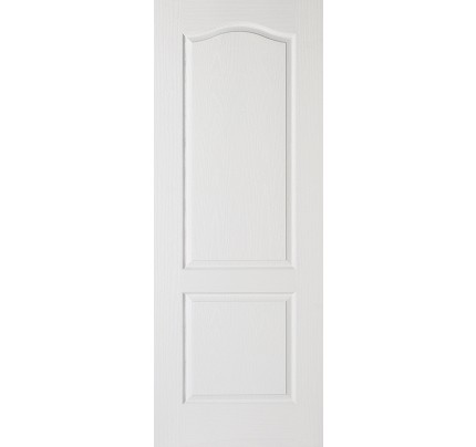 LPD Classical 2P White Moulded Internal Door