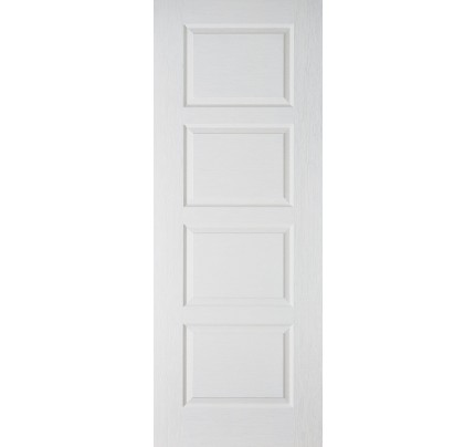 LPD Textured Contemporary Composite Internal Fire Door