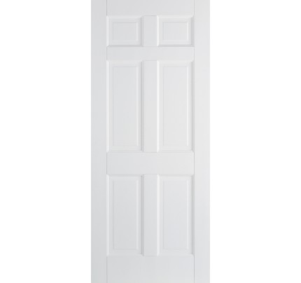 LPD Regency 6P Primed White Solid Internal Door