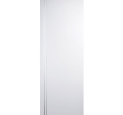 LPD Sierra Blanco White Pre-Finished Internal Fire Door
