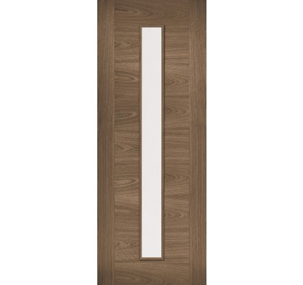 LPD Sofia Internal Walnut With Raised Mouldings Both Sides Internal Doors